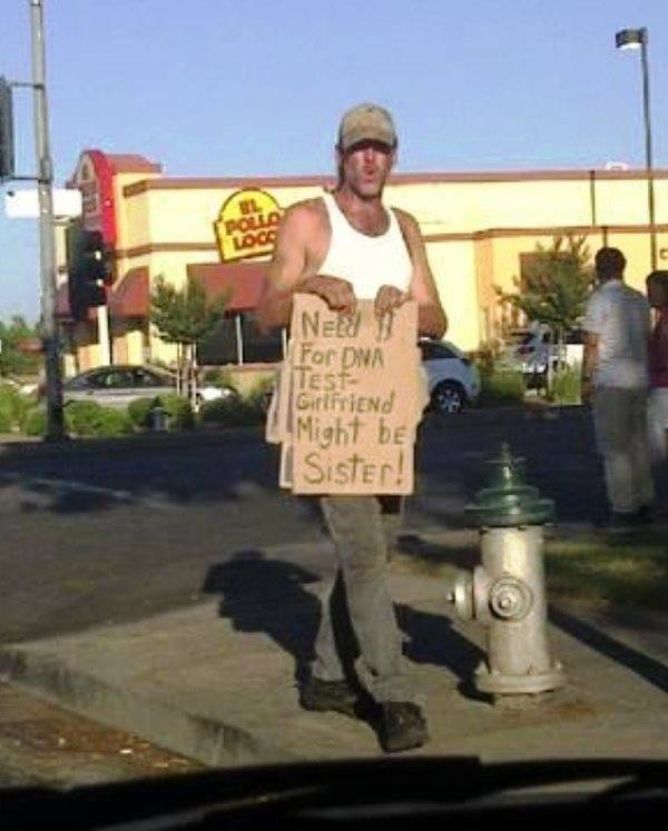 Funniest Signs Homeless
