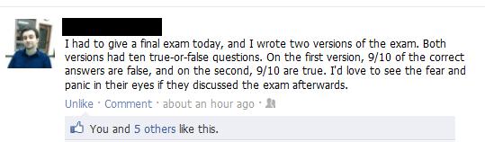 Teacher Troll