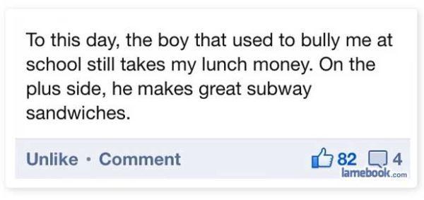 Funny Facebook Posts