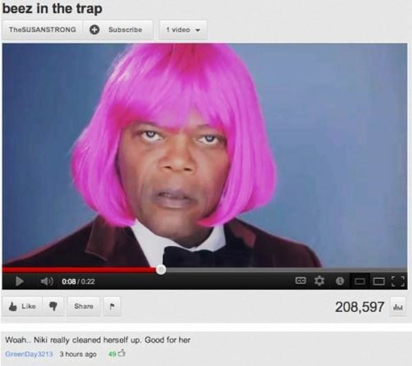 Comments: The 40 Funniest YouTube Comments Of All Time