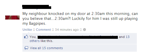 50 Of The Most Ridiculous Facebook Posts Ever