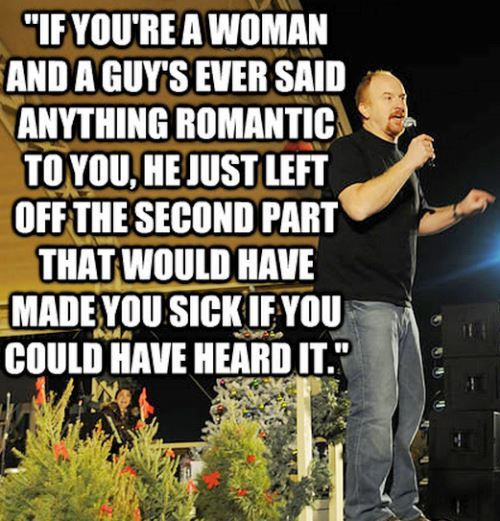 Louis CK On Romance