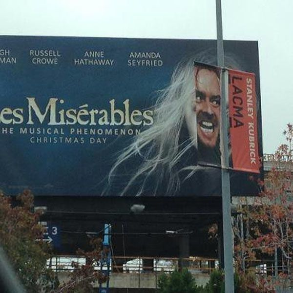 Les Miserable Perfect Angle Billboard