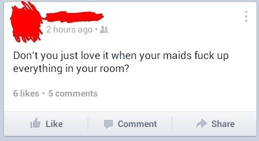 First World Problem Maids