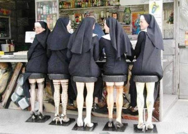 Nuns Photograph