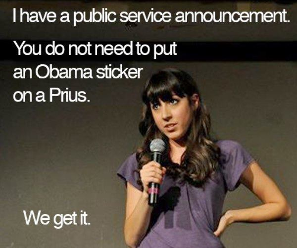 Stand Up Quotes Prius