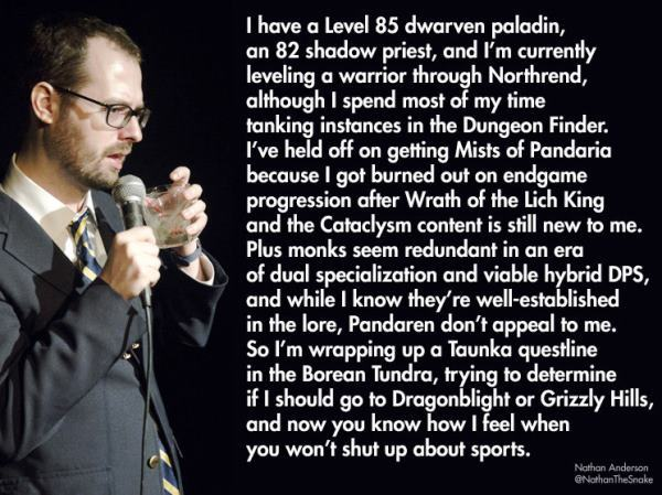 Stand Up Quote Sports