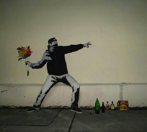 Best Halloween Costumes Banksy