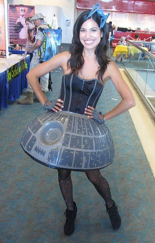 Death Star Costume