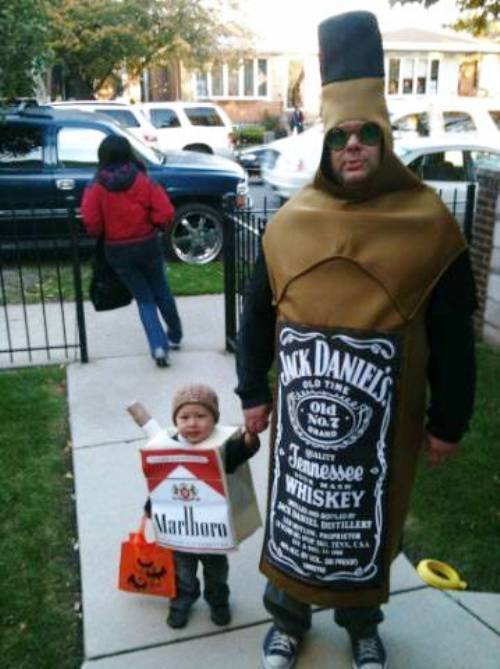 Best Father Son Halloween Costume