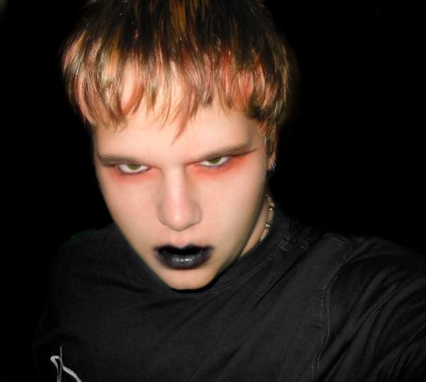 Goth Photoshop