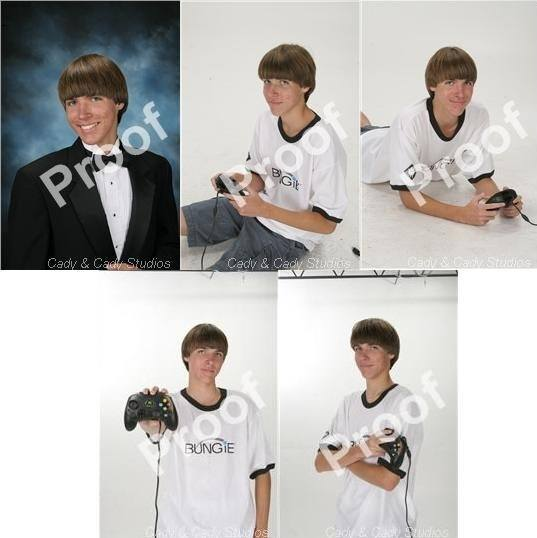Xbox Portrait