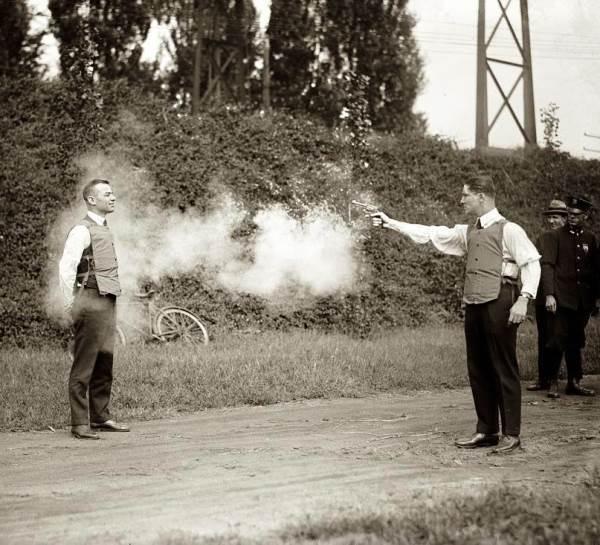 Bulletproof Vest Tester