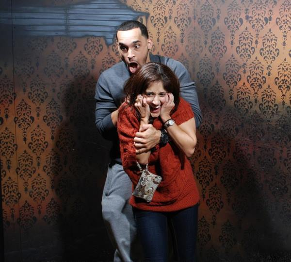 Funny Haunted House Pictures