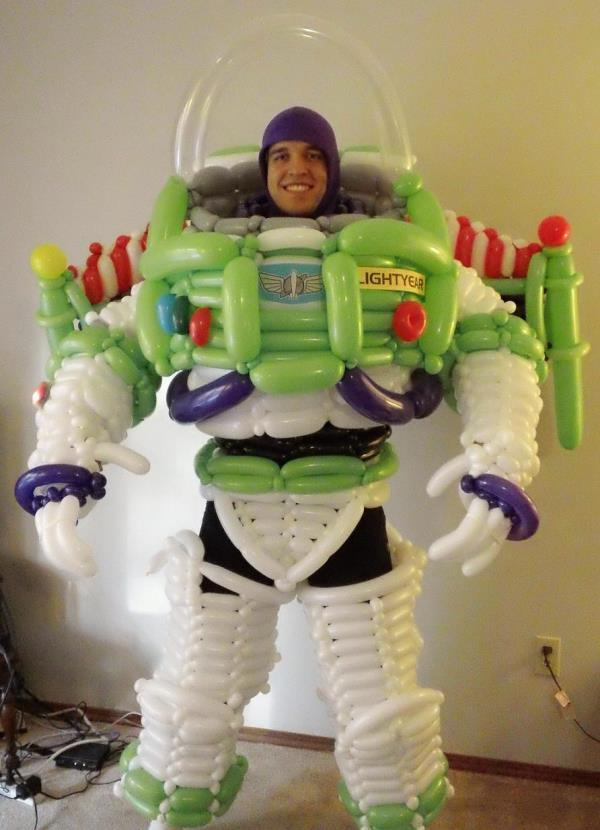 Halloween Costume Buzz Lightyear