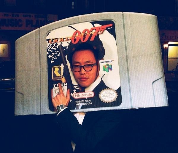 Halloween Costumes 007 Cartridge