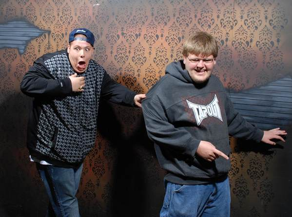 Haunted House Bros