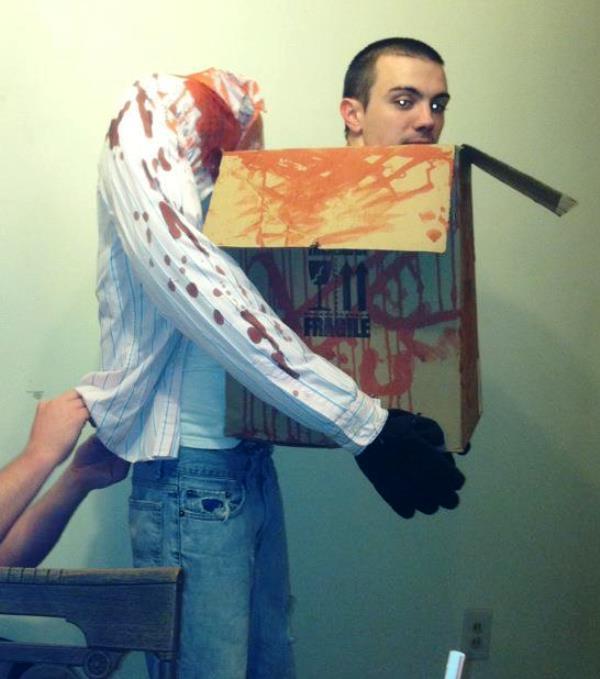 Headless Halloween Costume  sc 1 st  Runt Of The Web & The 40 Best Halloween Costumes Weu0027ve Ever Seen