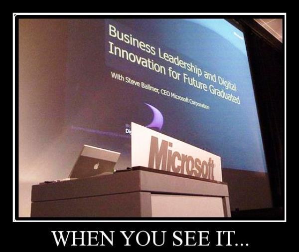 Mac At Microsoft Presentation