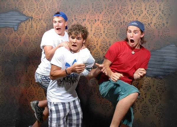 Scared Bros Photos