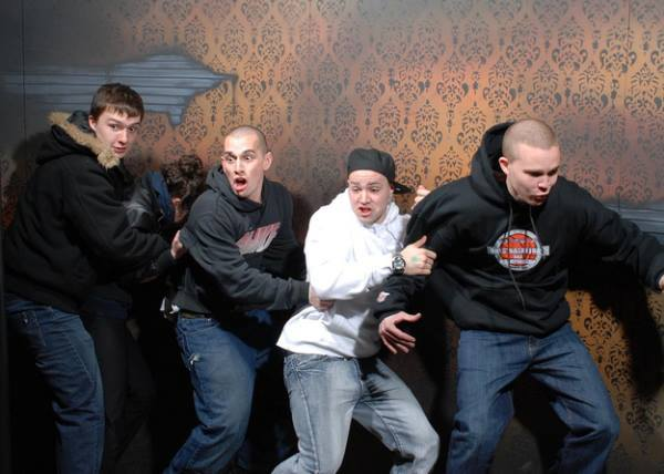 Scary Haunted House Pictures