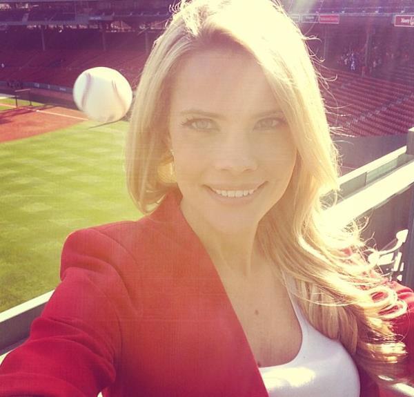 Baseball Selfy