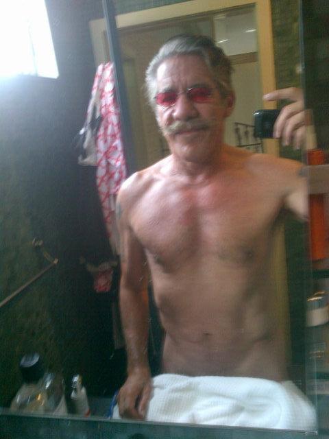 Geraldo Rivera Sexy Selfy Fails