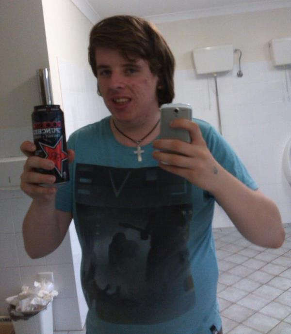 Sexy Selfy Fail Rockstar Energy