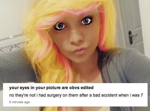 Sexy Selfy Fails