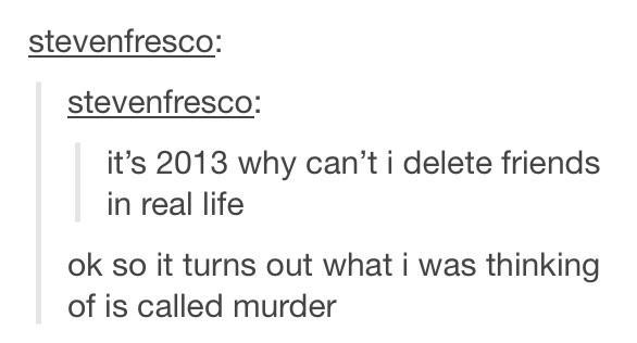 How To Delete Friends