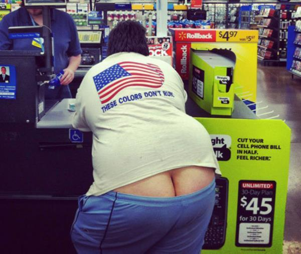 The Absurd People Of Walmart