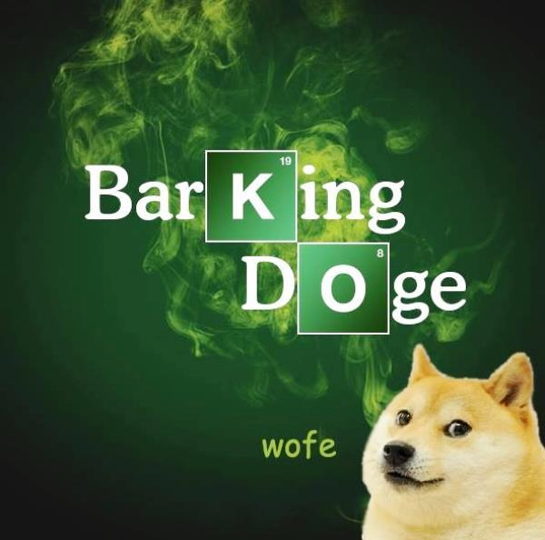 Breaking Bad Doge