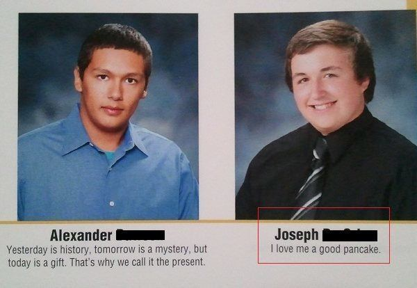 Funniest Yearbook Quotes Thug Life