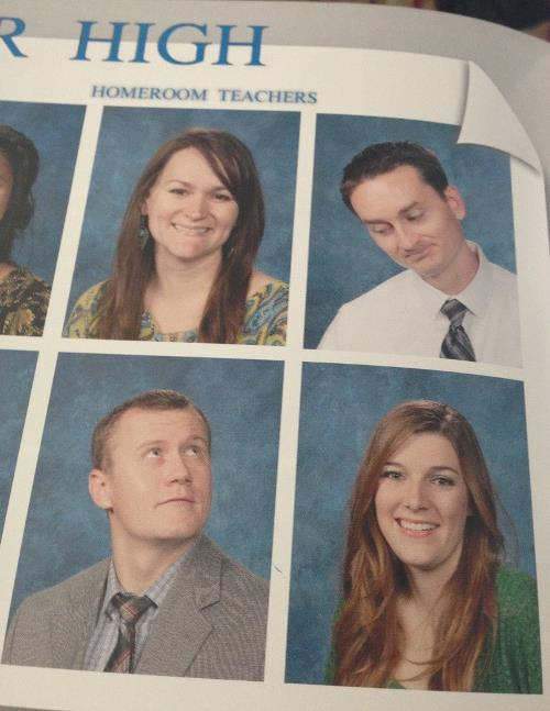 Oh You Funny Yearbook Pictures