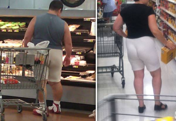 Men In Tight Shorts