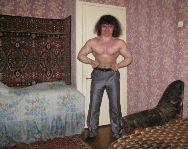Mr Muscle Man Russian Dating Site