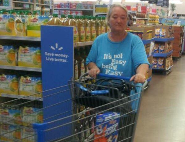 People Of Walmart Grandma