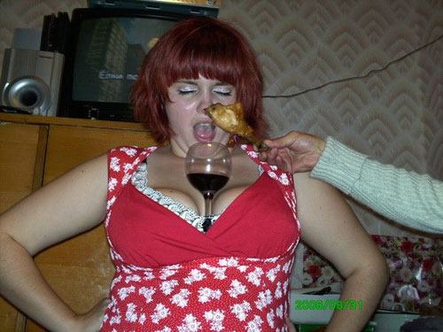 Absurd russian dating site photos