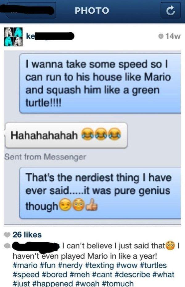 So Nerdy