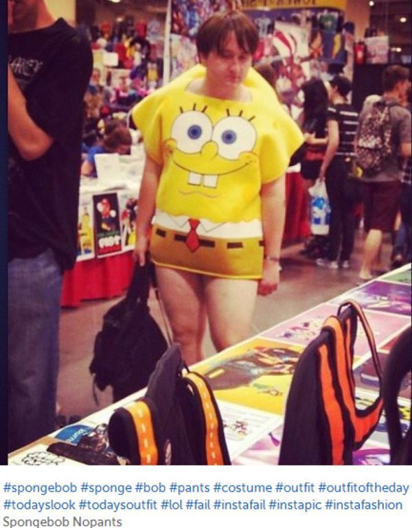 Spongebob Nopants