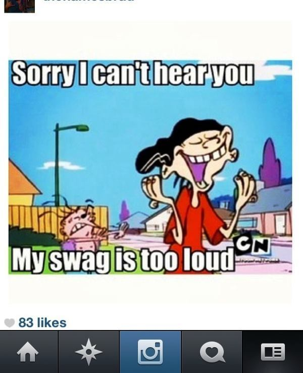 Worst Instagram Pictures Swag