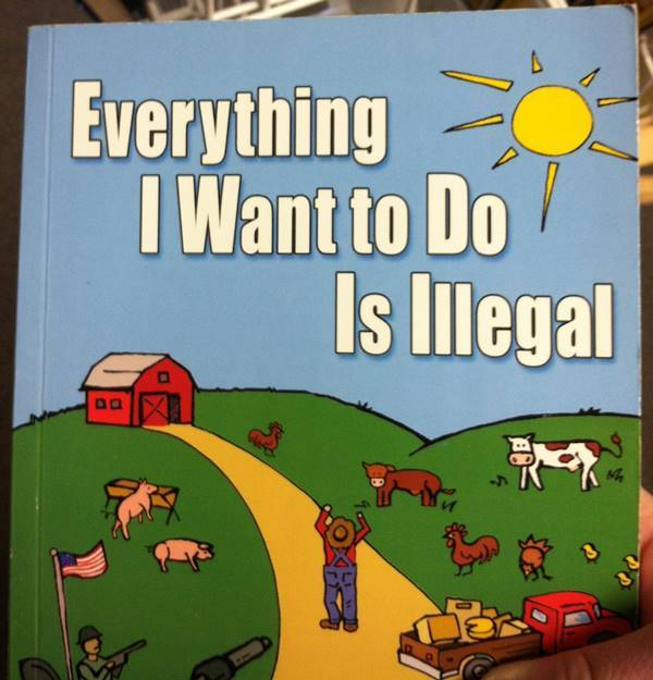 Everything Is Illegal