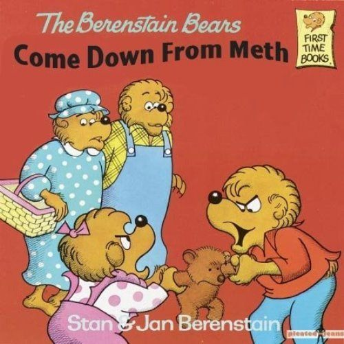 Funniest Books Come Down From Meth