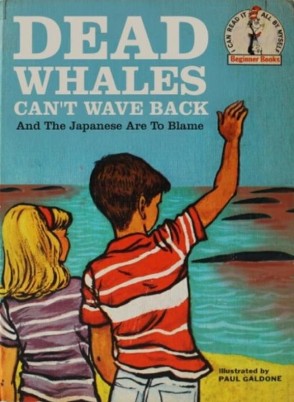 Funniest Books Dead Whales