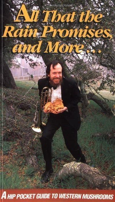 Mushrooms Funny Book