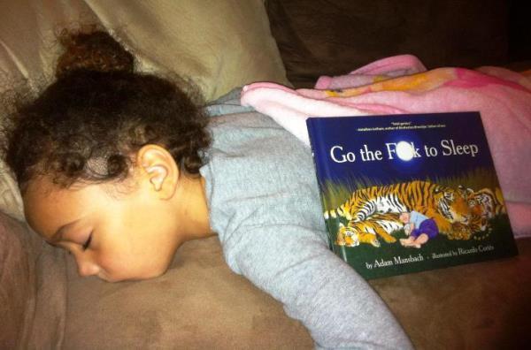 Funniest Books Go The F To Sleep