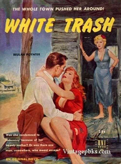 Funniest Books White Trash