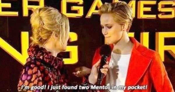 Funniest Jennifer Lawrence Quotes