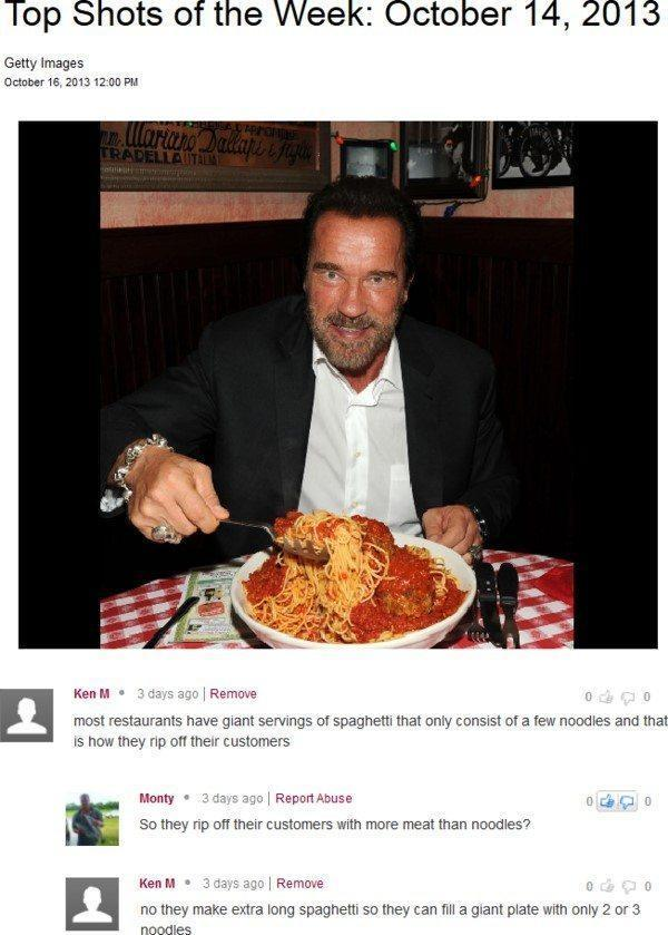 Funniest Troll Explains Spaghetti