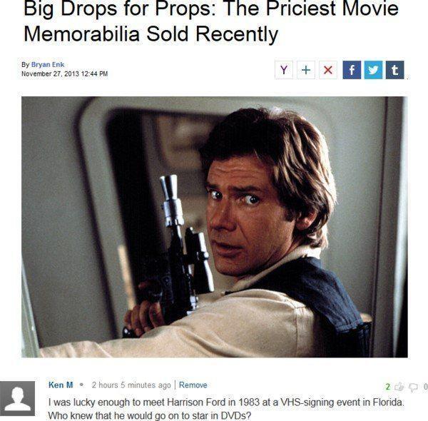 Funny Troll Han Solo